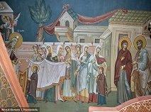 День введения во храм Пресвятыя Богородицы.