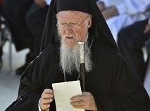 Архиепископ Лонгин (Жар) - патриарху Варфоломею: «