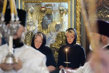 Кроме Церкви Православной, нигде нельзя обрести спасение