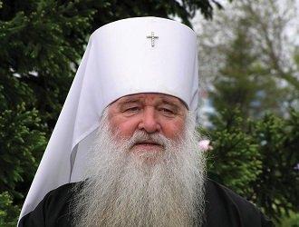 На покой почислен митрополит Волгоградский и Камышинский Герман