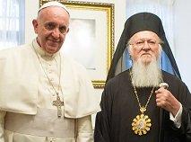 Римский папа выразил уверенность в «восстановлении единства» с православными