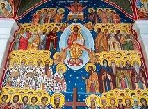 Неделя 1-я по Пятидесятнице. Собор Всех святых