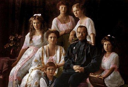 Царская семья являет собой образец семьи, с которой хочется брать пример