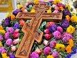 Происхождение честных древ честного креста Господня