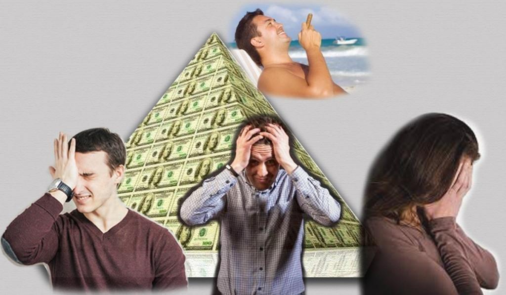 Эксперт ЦБ РФ предупредил об активизации финансовых пирамид в соцсетях