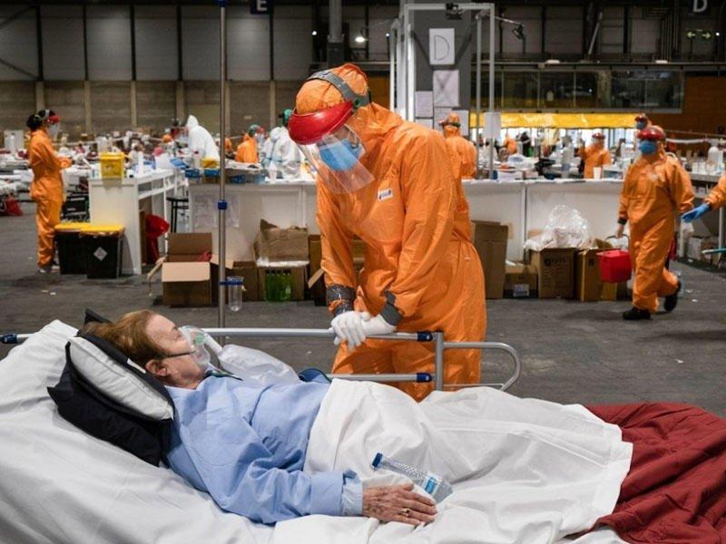 Ученые рассчитали вероятность гибели человечества от пандемии