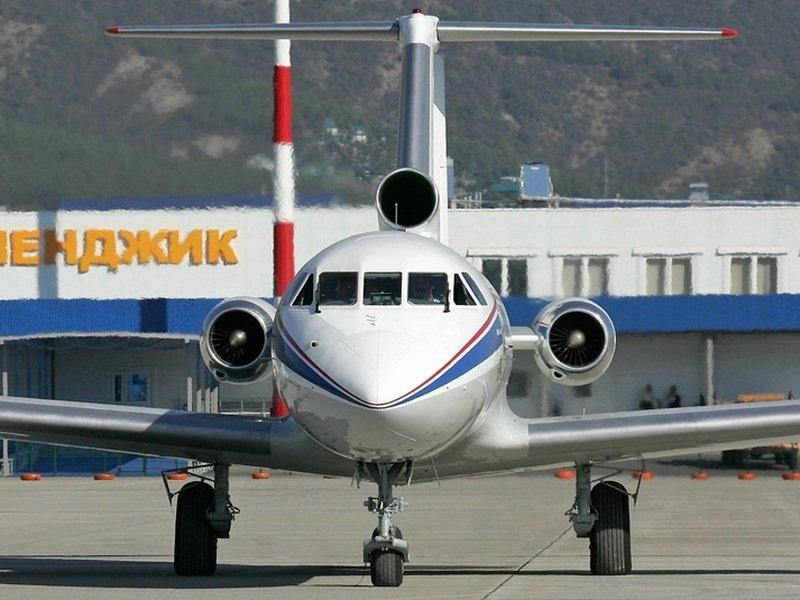 Террористы сообщили о минировании самолета Москва - Геленджик
