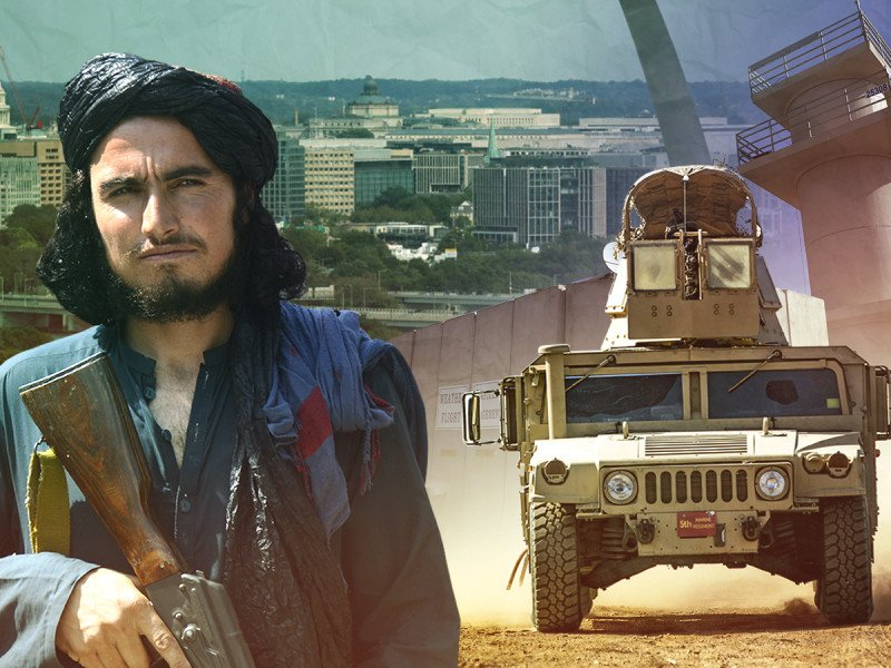 Военные США взорвали последний аванпост ЦРУ в Афганистане