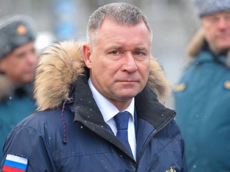 Жертвуя собой: Погиб глава МЧС Евгений Зиничев
