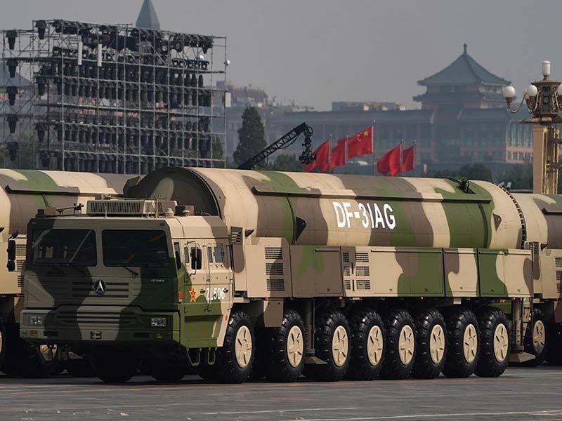 ВСША говорят о том, что Китай совершил прорыв вобласти развития стратегических вооружений