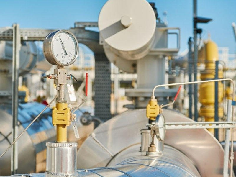Цена газа вЕвропе достигла $808 затысячу кубометров