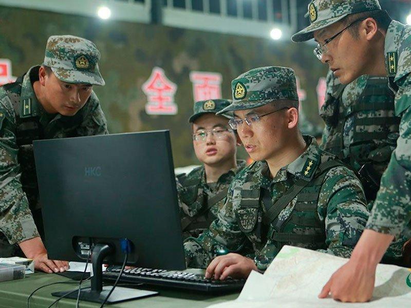 ВСКитая объявили опроведении военных маневров около Тайваня после прохода эсминца США