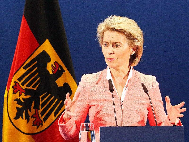 Глава Минобороны ФРГ призвала ЕСстать более независимым отСША ввоенном плане