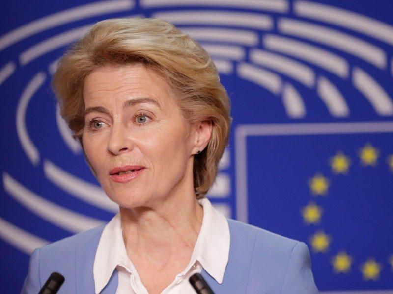 Глава Еврокомиссии призвала страны ЕСкак можно скорее создать собственный военный блок