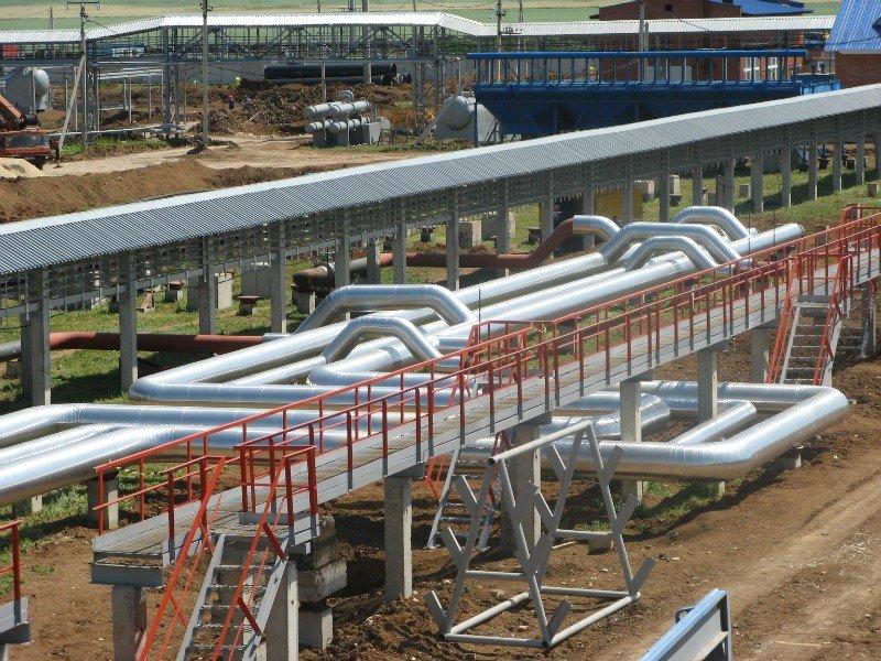 Запасы газа в ПХГ Европы на минимуме за 10 лет