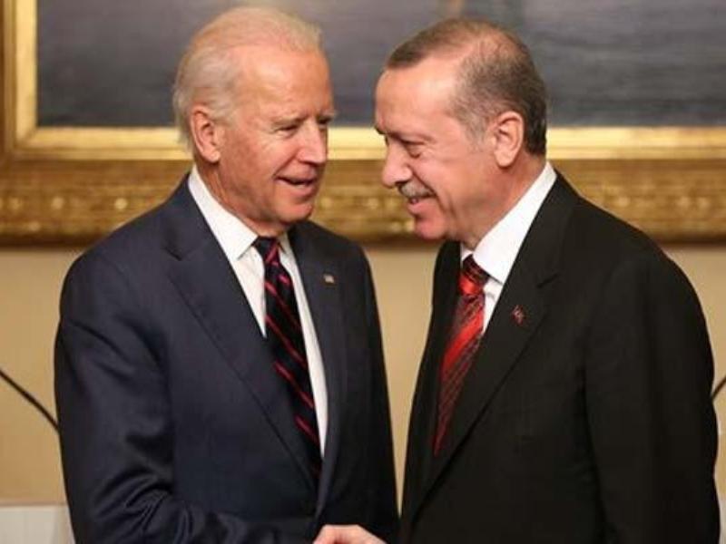 Эрдоган рассказал о «не очень хорошем» начале работы с Байденом