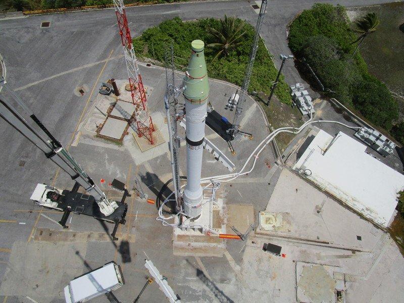 США впервые испытают новую межконтинентальную ракету GBSD в2023 году
