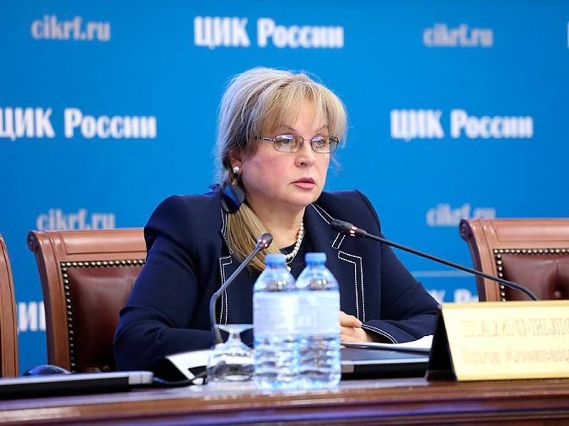 Памфилова заявила о недостаточном контроле на выборах в Петербурге
