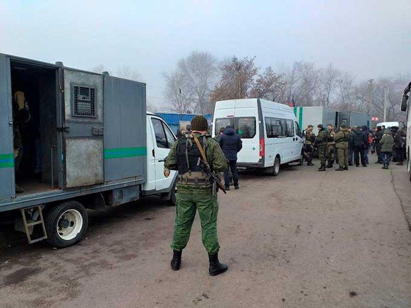 Киевский режим передал ДНР останки считавшегося пропавшим без вести человека