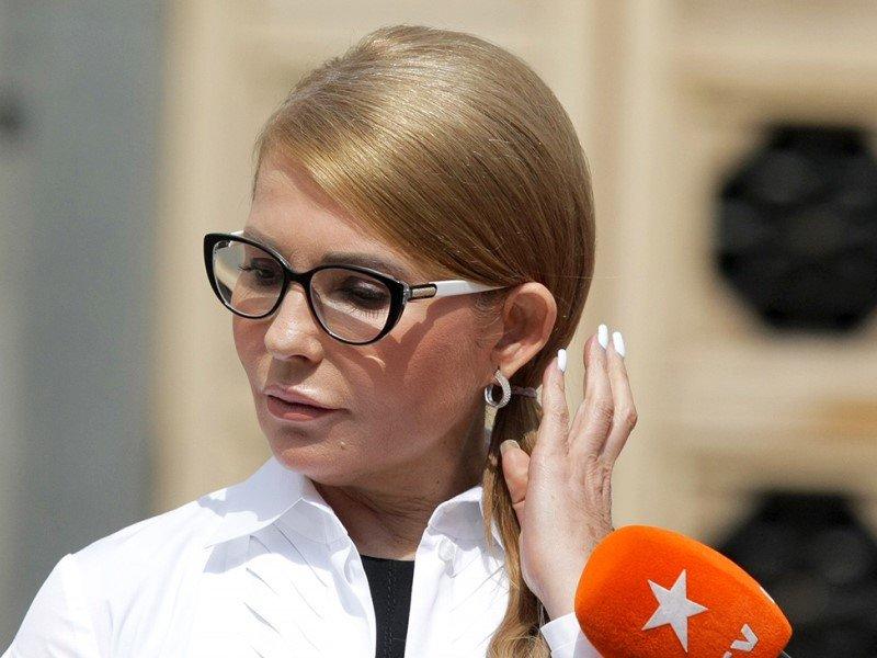 «Низкопробное шоу»: Тимошенко оценила закон оболигархах