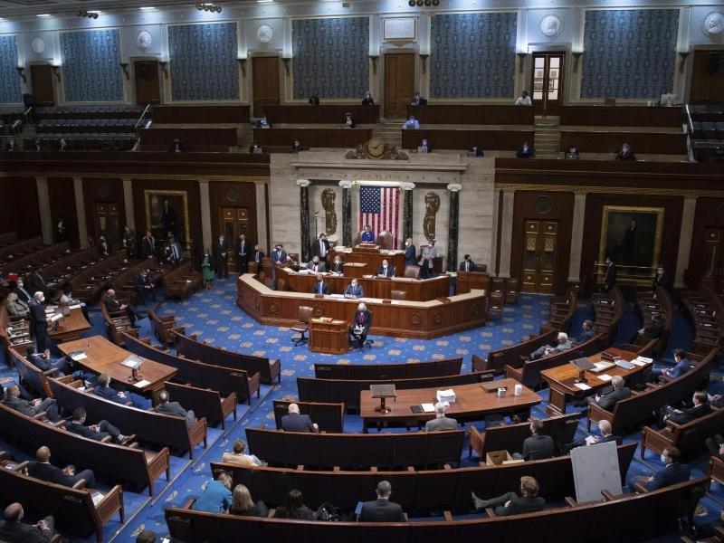 Конгрессмены США одобрили законопроект о санкциях против 35 россиян