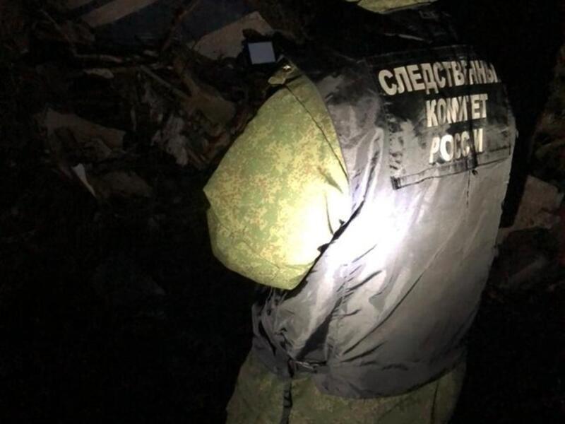 Спасатели приступили к поискам на месте крушения Ан-26 в Хабаровске