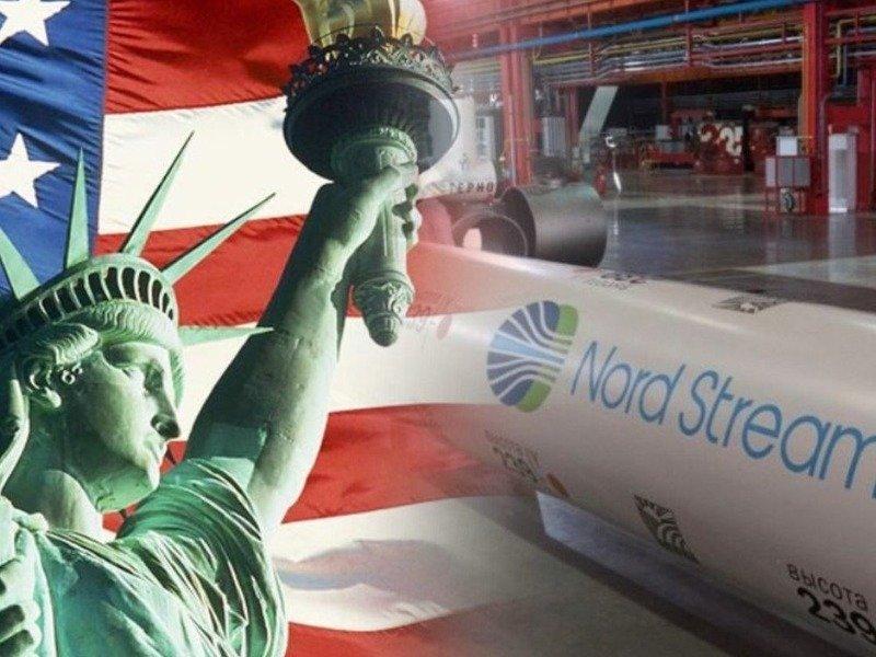 США одобрили новые санкции против «Северного потока — 2»