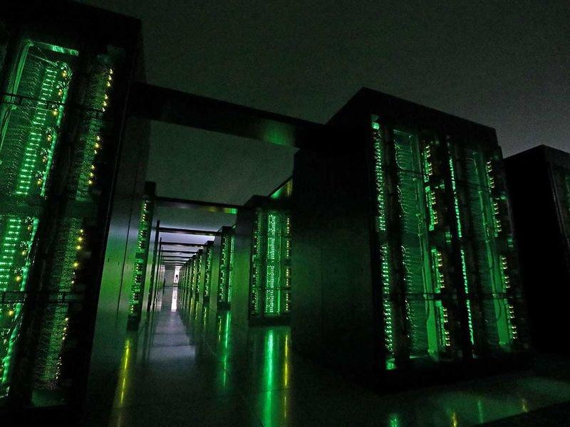 Российские суперкомпьютеры объединят в сеть