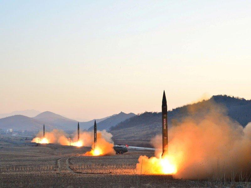 В Китае пригрозили первым ядерным ударом по США из-за альянса AUKUS