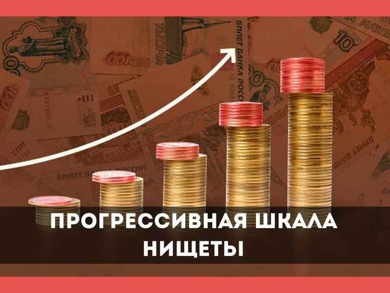 Путин высказался об идее прогрессивной шкалы налогов