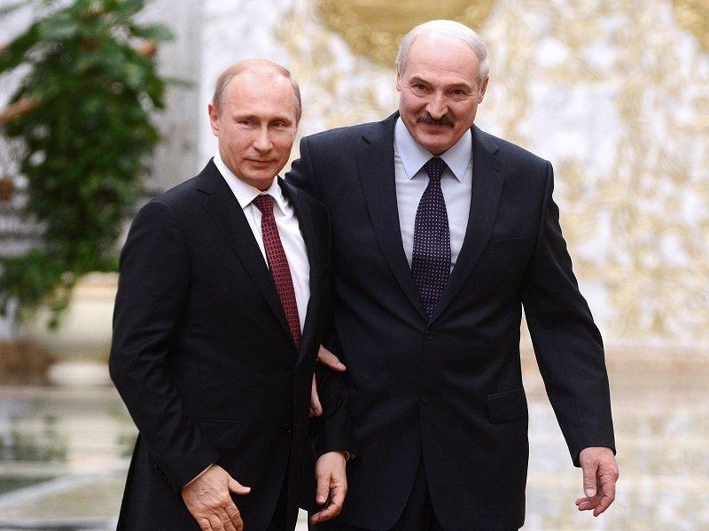 Владимир Путин анонсировал новую встречу с Лукашенко