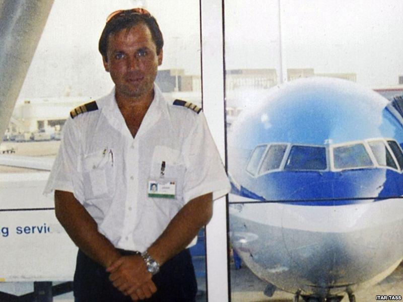 Дипломаты РФ нанесли визит летчику Ярошенко в тюрьме в США