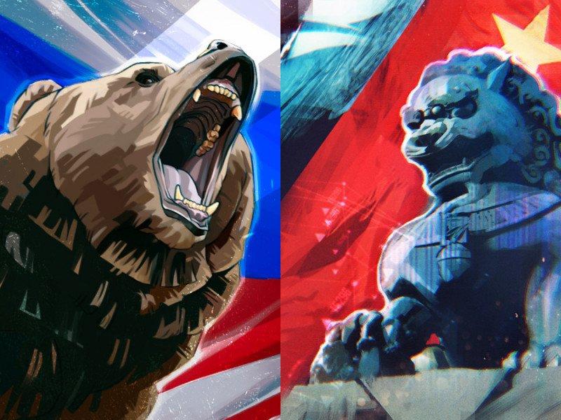 Сенат США вспомнил о«главном»— противостоянии сРоссией иКНР