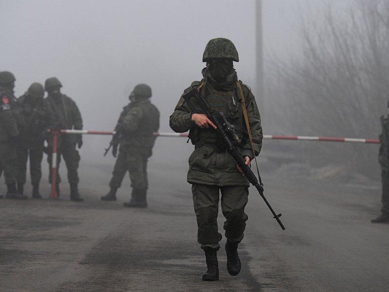 Налинии фронта вЛНР завязался бой