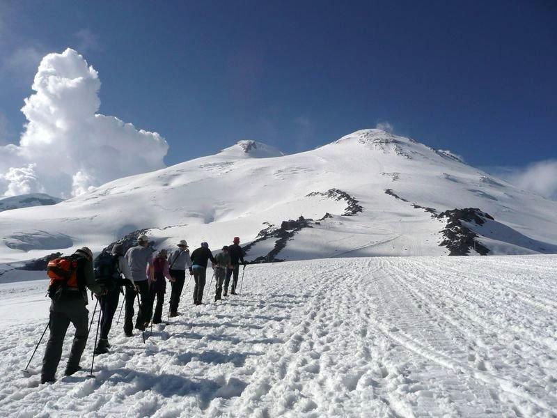 Арестован организатор смертельного восхождения на Эльбрус