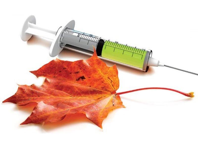 Вакцинация от гриппа не снижает тяжесть течения COVID-19
