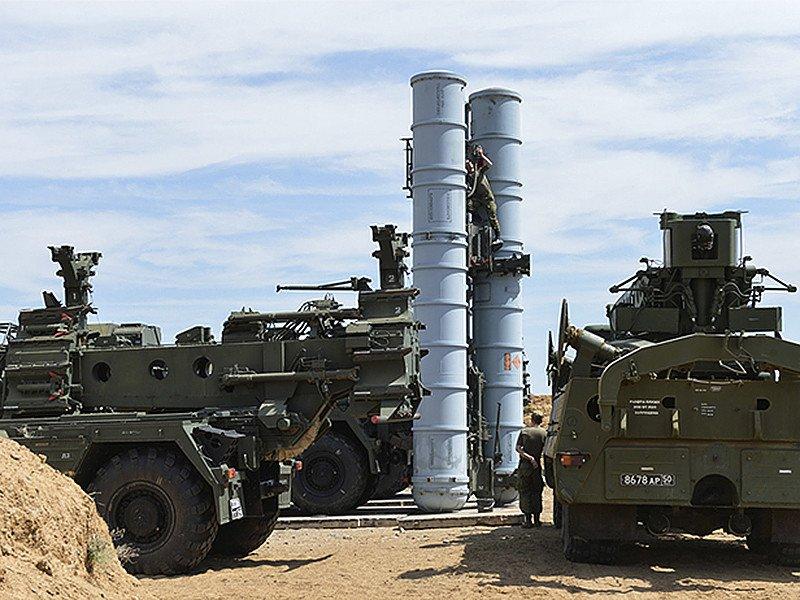 Небо Москвы защитят новейшие системы С-500