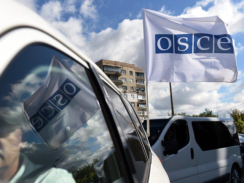 Грызлов заявил об отсутствии должной реакции ОБСЕ на действия Киева