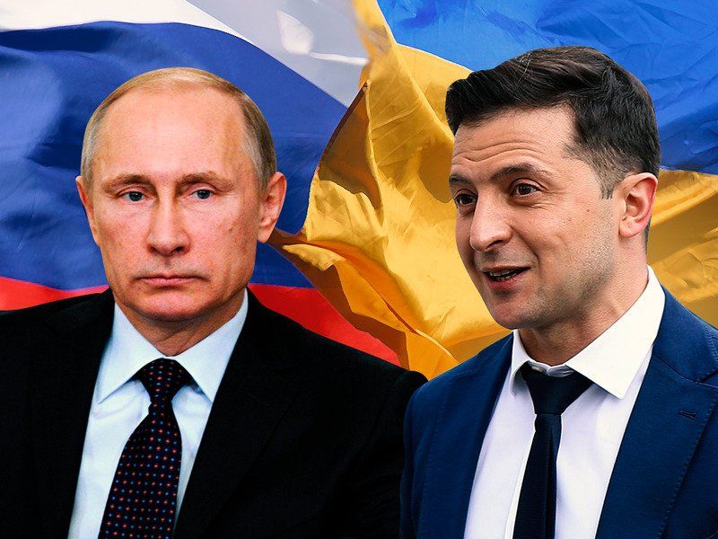 В Киеве потребовали от Владимира Путина чёткого ответа о встрече с Зеленским