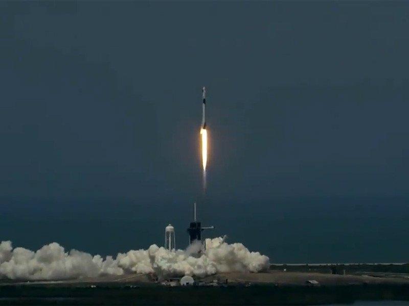 США планируют запуск неизвестной ракеты