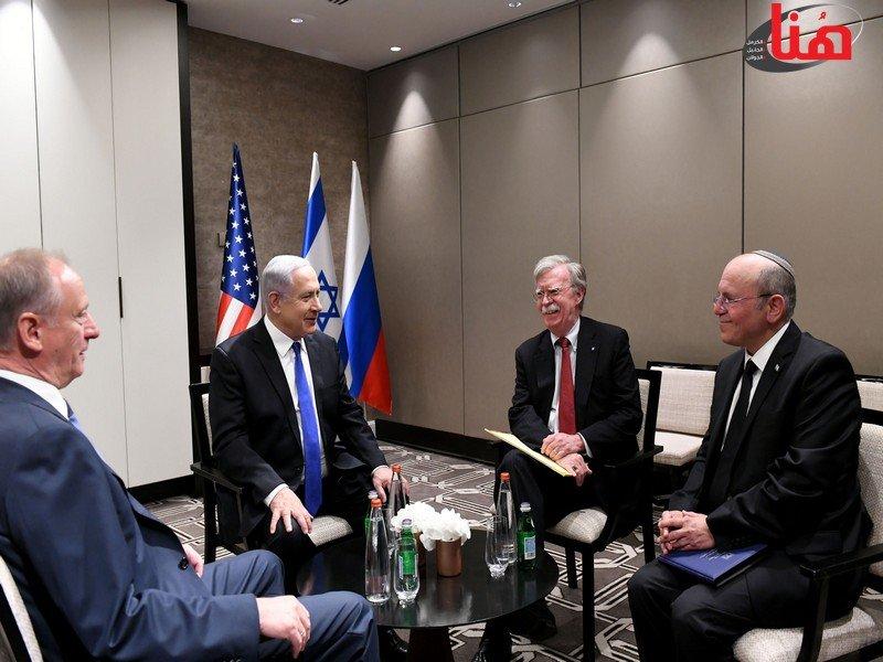 Главы совбезов России, США и Израиля проведут встречу
